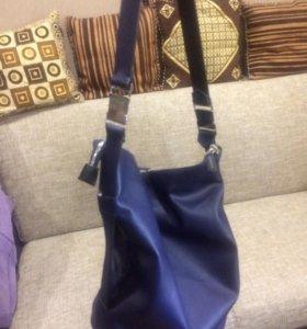 Сумка-мешок(Zara)