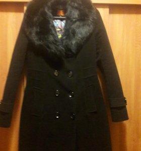 Зимние пальто..