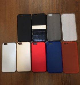 Новые Чехлы iPhone 6