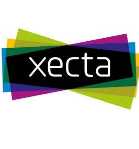 Продам доменное имя Xecta (Домен в зоне ru)