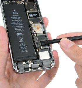 Замена АКБ на iPhone