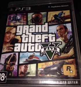 GTA5 на PS3