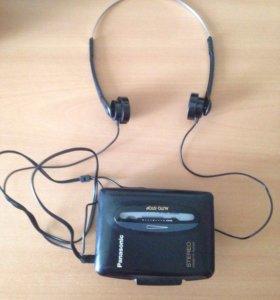 Аудиоплеер Panasonic RQ-P30