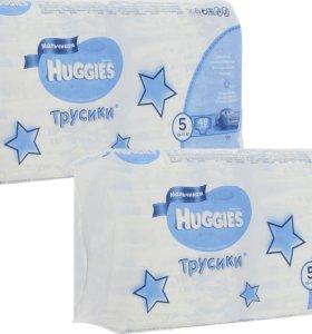 Подгузники Huggies трусики Ultra Comfort