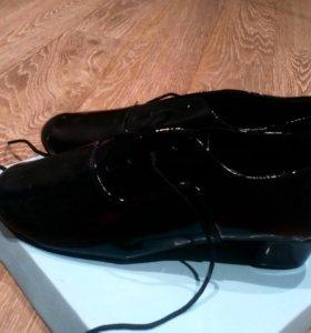 Туфли для танцев, мужские