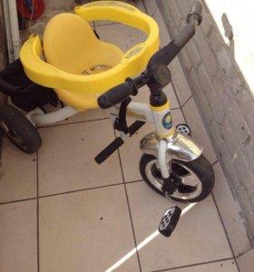 Детский велосипед Lucky Trike