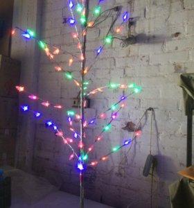 Светящее дерево