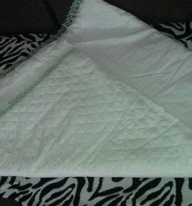 Конверт и одеяло на выписку и повседневку