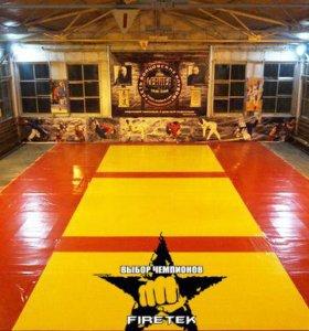 Борцовские ковры для спорта