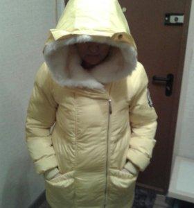 Куртка зимняя ( новая )