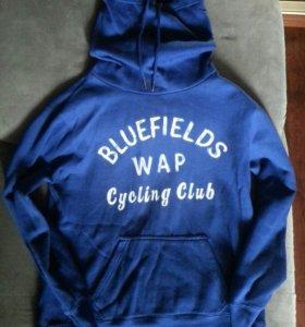 синяя кофта Bluefields wap