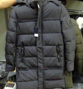 Мужская удлинённая куртка
