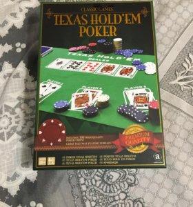 Игра настольная poker