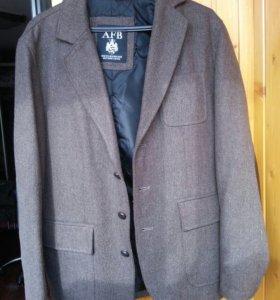 шерстяной пиджак Avanti