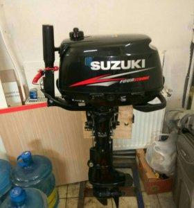 Мотор Suzuki DF5 S