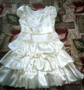 Нарядное платье ,р.116