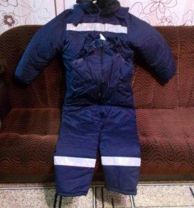Зимний спец.костюм