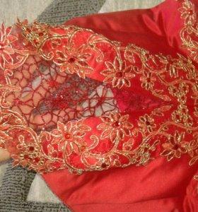 Выпускное - свадебное платье