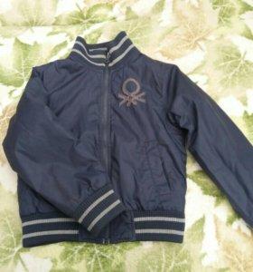 Куртка двухстонняя