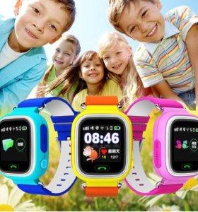 Умные детские часы Smart Baby Watch G72