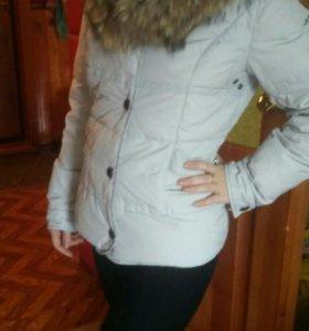 Куртка осень/весна с мехом