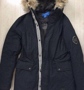 Зимний пуховик Adidas Originals