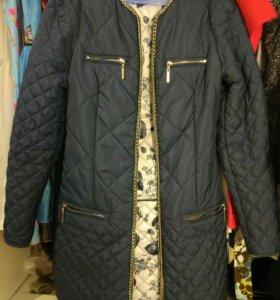 Куртка женская осенняя sawage