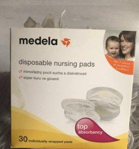 Прокладки для груди и послеродовые Medela