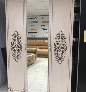 """Шкаф 3х дверный """"ЖАСМИН"""""""