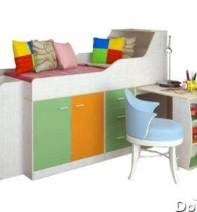 Кровать детская Минимакс