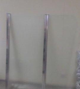 Штора для ванны (стекло) 140*120