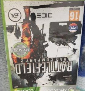 Battlefield bad company 2 на Xbox 360