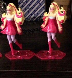 Барби из киндер-сюрприза