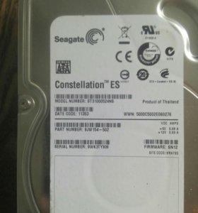 Жесткий диск 1 тб для компьютера новый sata