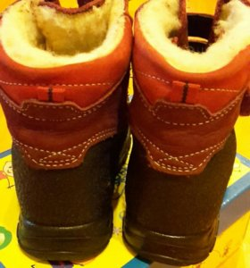 Зимние ботинки Скороход, 22 р-р