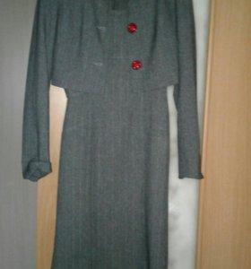 Костюм сарафан + пиджак