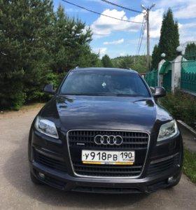 Audi Q7 3.0d 233 л.с.