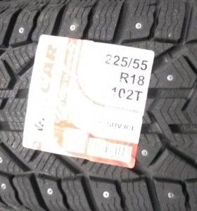 Автошины 225/55 R-18 Michelin Tigar SUV Ice шипы