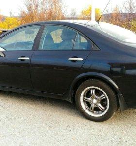 Автомобиль Nissan Primera P12