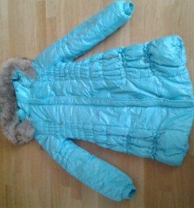 Зимнее пальто для беременных, размер S