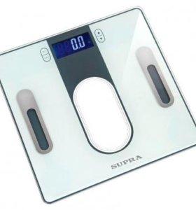 Весы напольные SUPRA Н607119