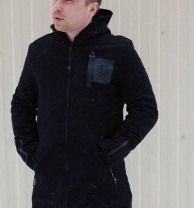 Новая мужская куртка-пальто