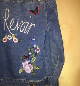 """Куртка джинсовая """"new look"""""""
