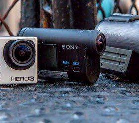 Go Pro Hero 3 экшн Камера WiFi стань блогером!