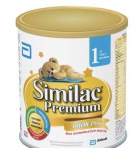 Молочная смесь similac премиум 1 от 0-6