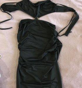 Платье вечернее новое!