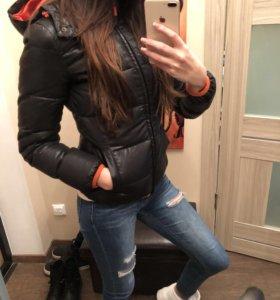 Куртка пуховик женская ПУХ