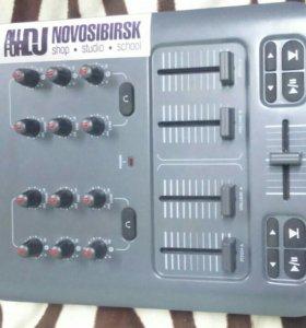 Контроллер m-audio xsession pro