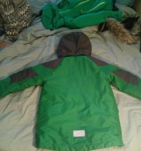 Куртка парка аляска HM