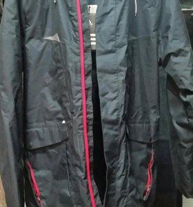 Куртка спортивная adidas (муж) полиэстер